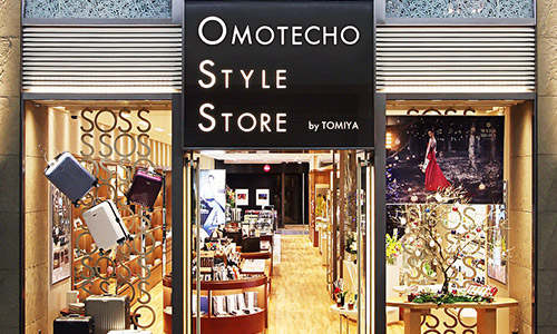 Omotecho Style Store by TOMIYA